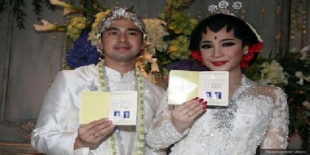 Hari Ini, RCTI Akan Siarkan Resepsi Raffi & Nagita