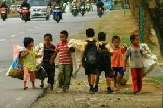 Disdikbud Riau Mencatat 162 Ribu Anak Putus Sekolah
