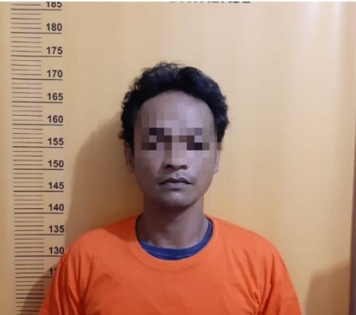 Pria di Kemuning Inhil Ditangkap Polisi Lantaran Miliki Senjata Api