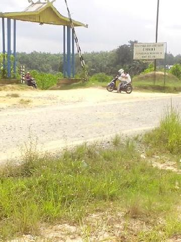 Diduga PPKR PTPNV Bukit Selasih Belum Mengantongi TOH