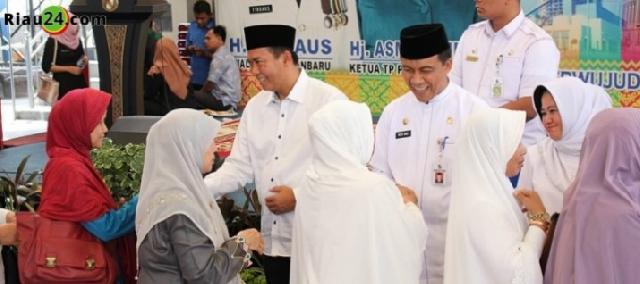 Ratusan ASN Pemko Pekabaru Naik Haji, Dikhawatirkan Pelayanan Terganggu