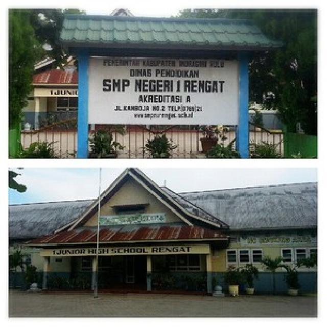 SMP N 1 Rengat Bantah Dana Tour Rp.1.350.000 Tidak di Musyawarahkan Kewalimurid