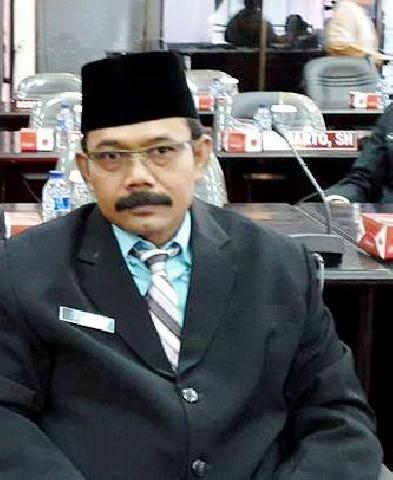 Diduga Lepas Kendali, Mobil Anggota DPRD Inhu Terbalik