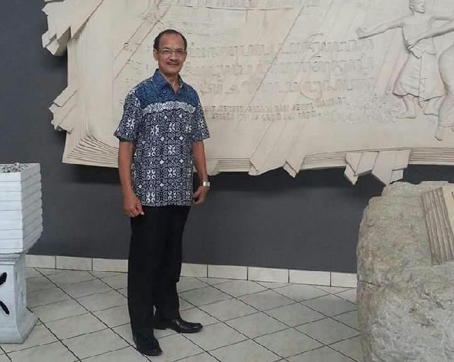Jika Terpilih Jadi Rektor UIR, Ini 7 Program Kerjanya Dr Nurman SSos Msi