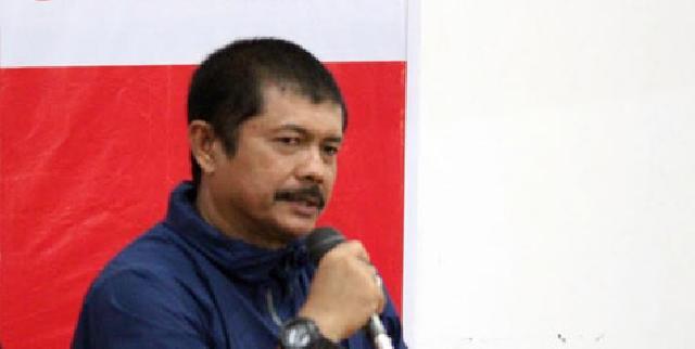 Ladeni Brunei, Garuda Jaya Waspada Serangan Balik