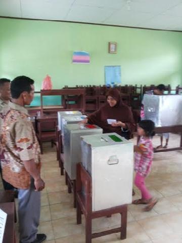 Pendaftaran Balon Bupati Bengkalis Mei 2015