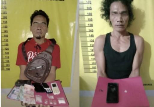 Gerebek Lokasi Pesta Narkoba di Desa Jatirejo, Ini yang Ditemukan Aparat Polsek Pasir Penyu