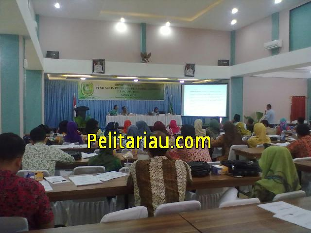Pemkab. Meranti Gelar Bimtek Legal Drafting 2015