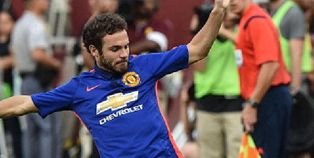 Juan Mata, Manchester United Saat Ini Masih Dalam Masa Transisi