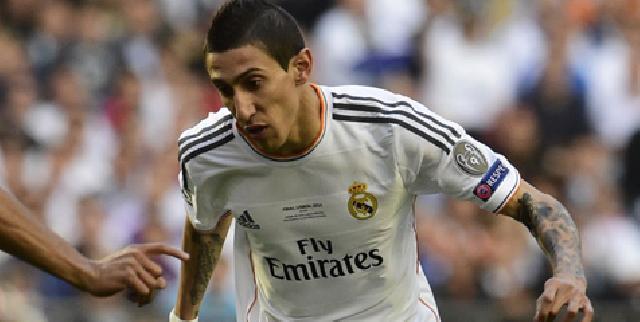 Proses Transfer Angel Di Maria Dari Real Madrid Menuju Manchester United Akan Segera Terwujud