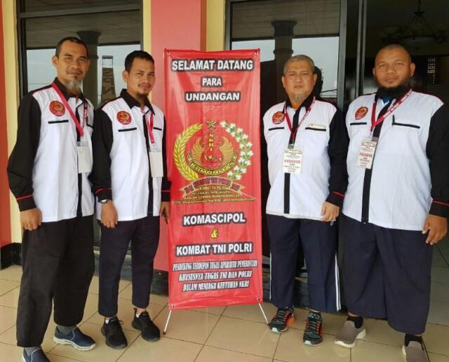 Riau Care Kirim 4 Orang Utusan Ikut PBN di SPN Lido