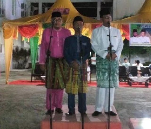 Bupati Suyatno Lepas Peserta Pawai Takbir Idul Adha 1437H