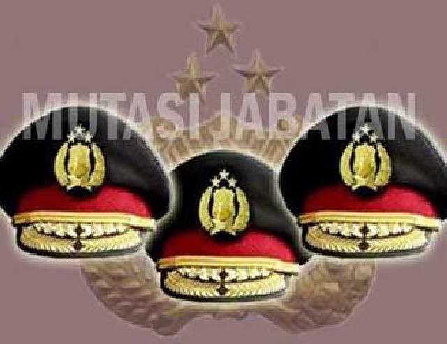 Promosi Jabatan,  Dua Perwira Polres Dumai Dimutasi
