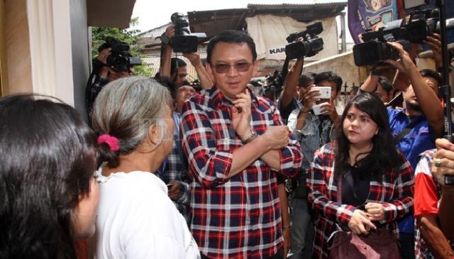 Ahok tak Ambil Pusing Tudingan Ketua MPR Dirinya Pemicu Demo 4 November