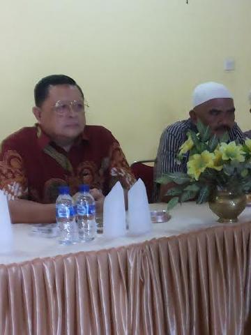 Bupati Anambas Deklarasikan Diri Maju Pada Pemilukada Inhu