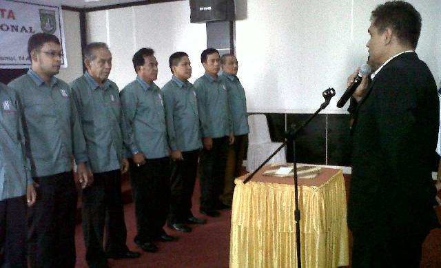 Jalin Kerjasama Dengan Pemko, Anggota Askumnas Dumai Harus Diregistrasi