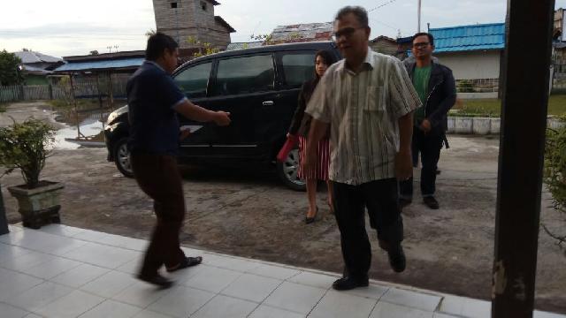 Kadis PUPRKP Kepulauan Meranti Resmi Ditahan Kejari, Terkait Kasus Dugaan Korupsi Dermaga STB