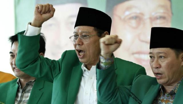 PPP Djan Faridz Menangkan Gugatan PTUN Jakarta