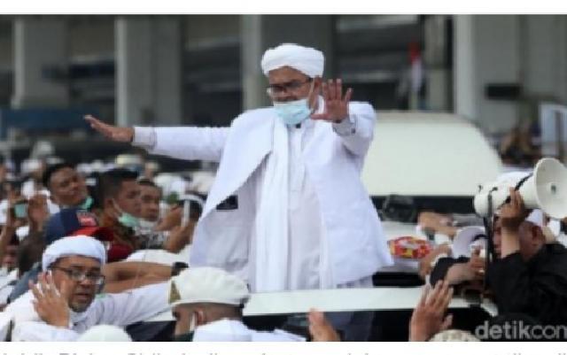 Habib Rizieq: Jika Ada yang Mengaku Membantu Kepulangan Saya, Bohong Besar