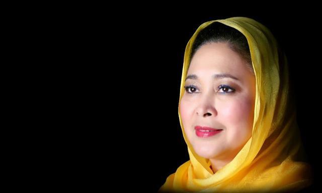 Titiek Soeharto : Tujuan Berpolitik Itu Luhur, Bukan Memecah Belah