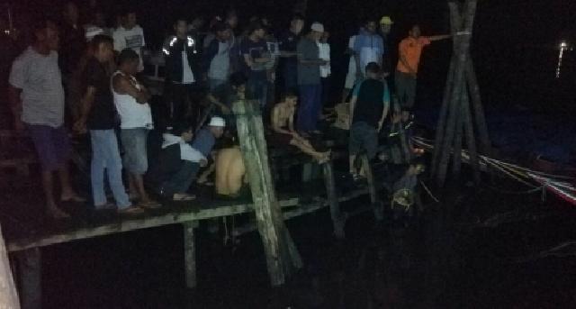 Bocah di Guntung Dilaporkan Hilang, Diduga Jatuh ke Sungai