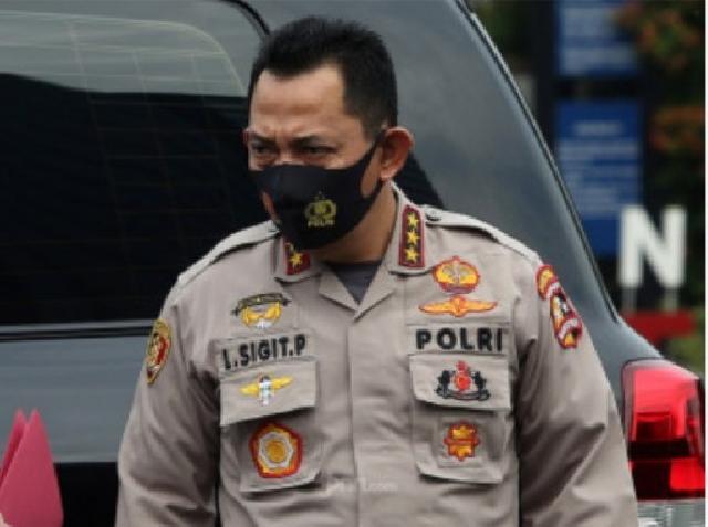 Komjen Listyo Sigit Prabowo Resmi Menjadi Calon Tunggal Kapolri