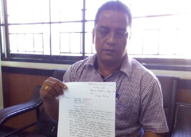 Dugaan Pemalsuan Ijazah, Pelapor Mengakui Sudah di BAP Polres Rohil