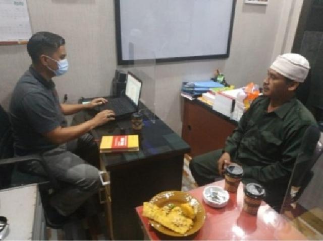 Ancam Kebebasan Berpendapat, Penyidik Periksa Ketua Dan Anggota FPI Kota Pekanbaru
