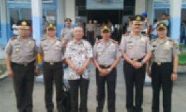 Amankan Pilkada Meranti, 130 Personil Polres di Kerahkan dan Ditambah Personil Cadang