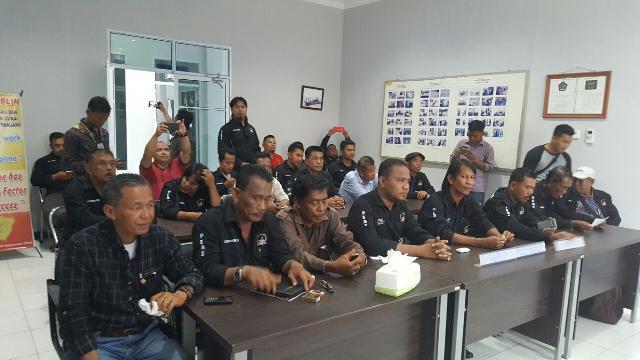 PWRI-Bersatu Silaturahmi Dengan Bea dan Cukai Selatpanjang, Bertindak Utamakan Kepentingan Masyaraka