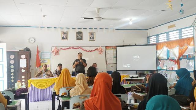 Adakan Program PKP Berbasis Zonasi 80 Guru SD di Meranti Ikuti Pelatihan