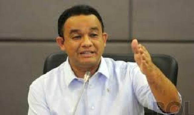 Pilkada DKI, Anies Baswedan Ingin Jakarta Jadi Kota Beradab