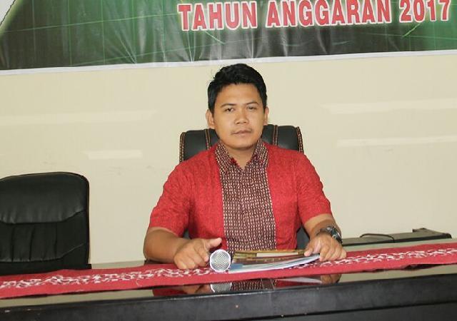 2017 Kepengurusan PWI Inhu Berakhir, Aziz Ikut Ramaikan Konferensi IV PWI Inhu