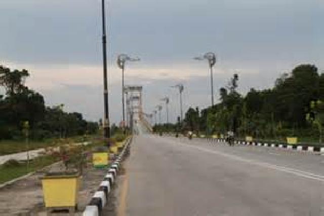 Luar Biasa....Siak Anggarkan Pembangunan Infrastruktur Rp.  900 M
