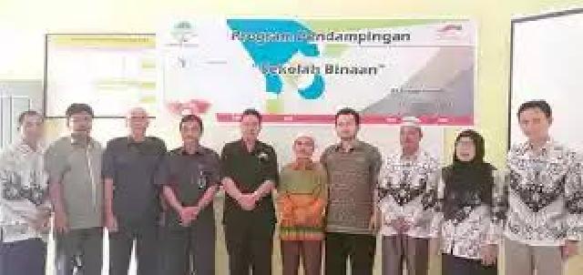 PT EDI Salurkan Dana CSR Untuk Memajukan Kualitas Pendidikan di Rohul