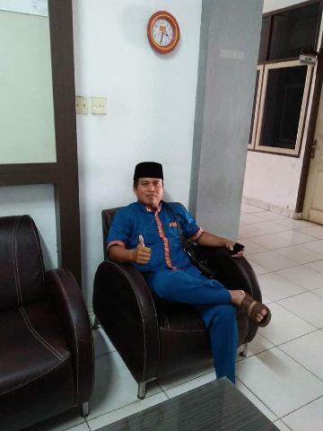 Ilham Rahmani, SH, MH C P L Bantah Lakukan Praktek Money Politic Dalam Pilkades 2018