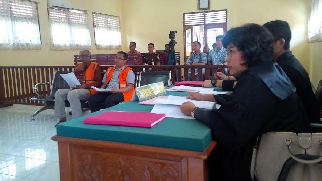 PN Rengat Tolak Penangguhan Penahanan WNA Terdakwa Karlahut