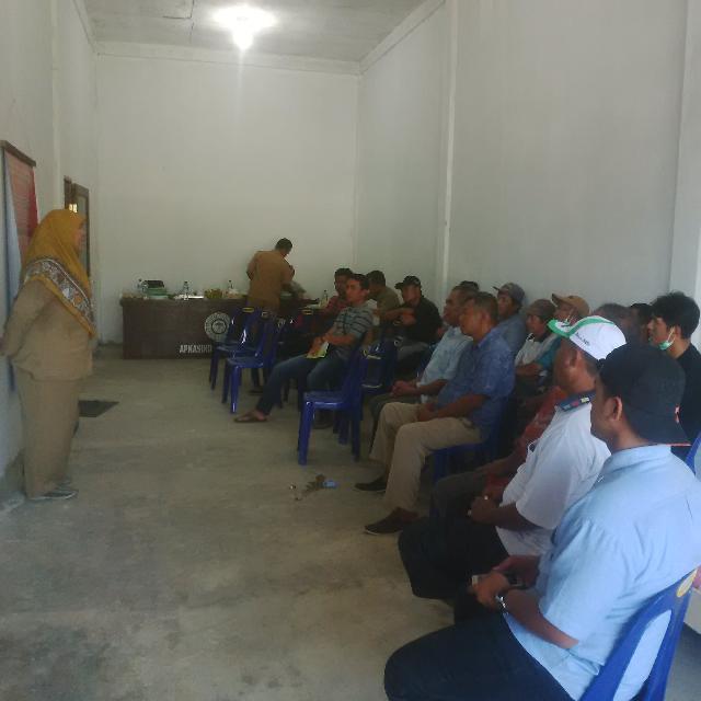 Petani APKASINDO Ikuti Pelatihan Pembuatan Agensia Pengendali Hayati