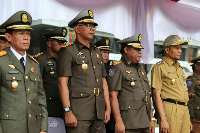 Pj Bupati Inhil Minta Personel Jaga Netralitas Dalam Pilkada