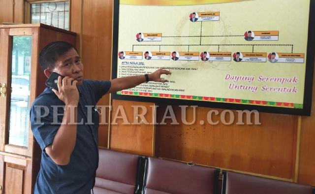 Zona 'Hitam' Pendidikan Inhu, Suharto: 95 Kepsek Hanya Dijabat Plt Saja, Ada Apa?