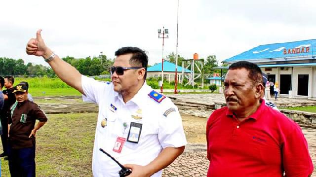 Izin Pesawat Wings Air Buka Rute Japura - Batam Sudah Disetujui Dirjenhub