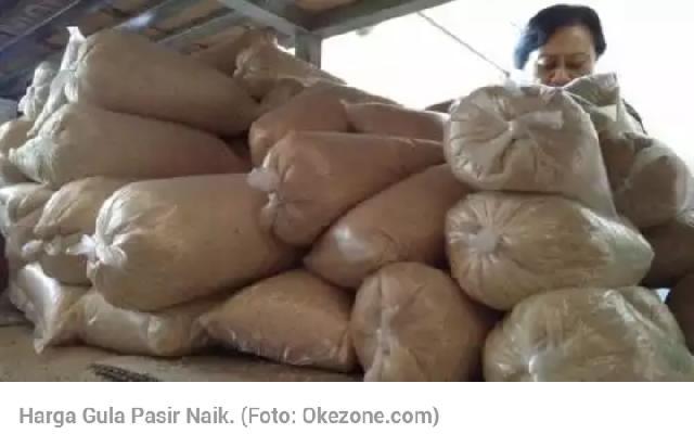 Lebih Untung, Importir Lebih Senang Jual Gula ke Pasar Tradisional