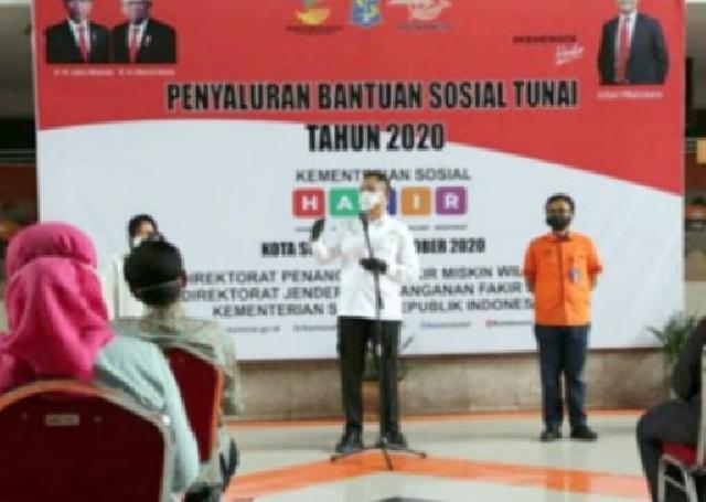 Bantuan Sosial Tunai Dipastikan masih Berlanjut Hingga Juni 2021