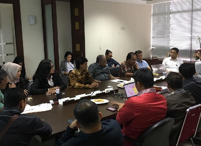 Hutan Riau Banyak Dirambah, Pansus Monitoring Lahan DPRD Riau Kordinasi Dengan Mensegneg
