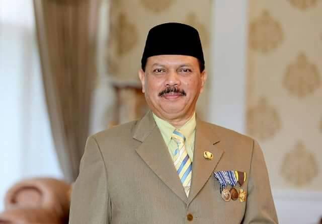Sekda Inhil Pimpin Apel Hari Pertama Ramadhan 2017