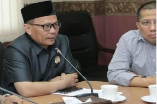 Jelang Pembelajaran Tatap Muka, Ketua DPRD Bengkalis Minta Masyarakat Tahan Diri Liburan