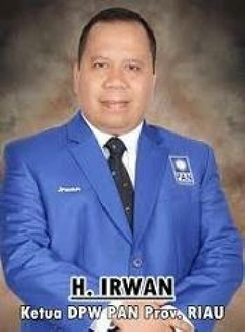 Ketua DPW PAN Provinsi Riau Wajibkan Pengurus PAN Dukung Syamsuar Edi Natar
