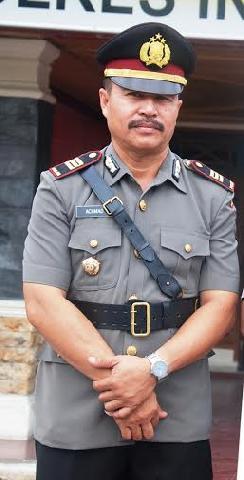 Kurang 7 Jam, Tersangka Curanmor Dibekuk Polisi Kuala Cinaku Inhu