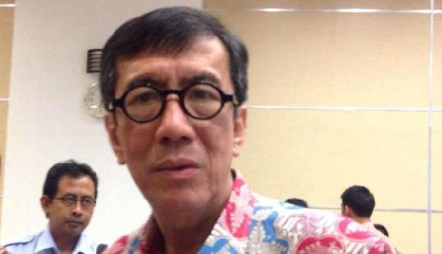 Yasonna Bantah Perpanjangan SK Golkar Imbalan Dukung Pemerintah