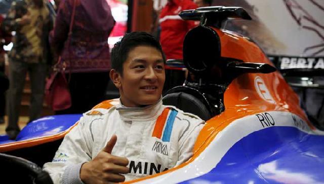 Tampil di GP Jerman, Rio Haryanto Diyakini Melanjutkan Balapan F1